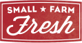 Small farm Fresh Logo